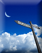 Sign to 'Success'